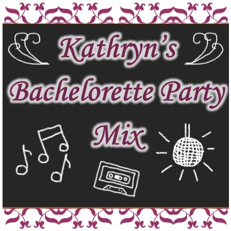 Bachelorette Party CD Cover